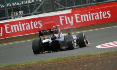 World © Octane Photographic Ltd. GP2 British GP, Silverstone, Friday 28th June 2013. Practice. Jolyon Palmer - Carlin. Digital Ref : 0725cj7d0731