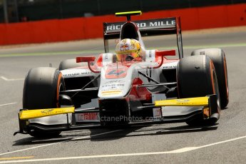 World © Octane Photographic Ltd./Chris Enion. GP2 British GP, Silverstone, Saturday 29th June 2013. Race 1. Daniel Abt – ART Grand Prix. Digital Ref : 0731ce1d8280