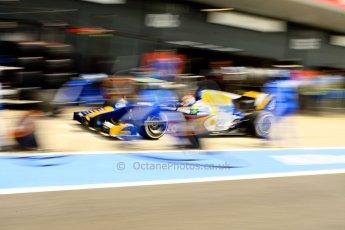 World © Octane Photographic Ltd./Chris Enion. GP2 British GP, Silverstone, Saturday 29th June 2013. Race 1. Felipe Nasr - Carlin. Digital Ref : 0731ce1d8452