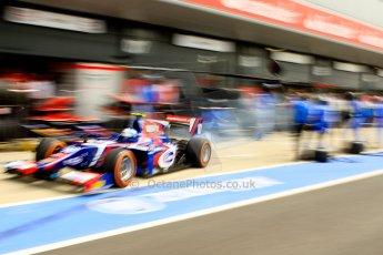 World © Octane Photographic Ltd./Chris Enion. GP2 British GP, Silverstone, Saturday 29th June 2013. Race 1. Jolyon Palmer - Carlin. Digital Ref : 0731ce1d8505
