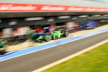World © Octane Photographic Ltd./Chris Enion. GP2 British GP, Silverstone, Saturday 29th June 2013. Race 1. Sergio Canamasas – EQ8 Caterham Racing. Digital Ref: 0731ce1d8518