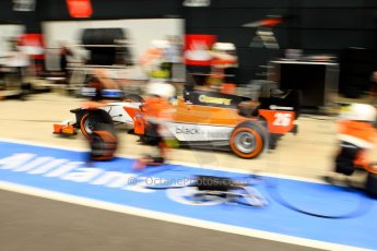World © Octane Photographic Ltd./Chris Enion. GP2 British GP, Silverstone, Saturday 29th June 2013. Race 1. Adrian Quaife-Hobbs -  MP Motorsport. Digital Ref : 0731ce1d8557