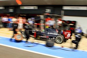World © Octane Photographic Ltd./Chris Enion. GP2 British GP, Silverstone, Saturday 29th June 2013. Race 1. Kevin Giovesi - Venezuela GP Lazarus. Digital Ref : 0731ce1d8602