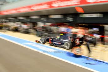 World © Octane Photographic Ltd./Chris Enion. GP2 British GP, Silverstone, Saturday 29th June 2013. Race 1. Kevin Giovesi - Venezuela GP Lazarus. Digital Ref : 0731ce1d8606