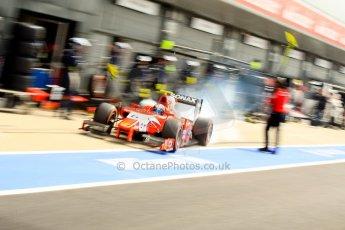 World © Octane Photographic Ltd./Chris Enion. GP2 British GP, Silverstone, Saturday 29th June 2013. Race 1. Mitch Evans. – Arden International. Digital Ref: 0731ce1d8612