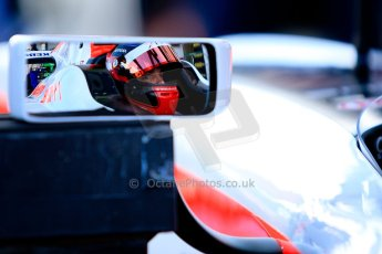 World © Octane Photographic Ltd./Chris Enion. GP2 British GP, Silverstone, Sunday 30th June 2013. Race 2 Simon Trummer – Rapax. Digital Ref : 0732ce1d9309