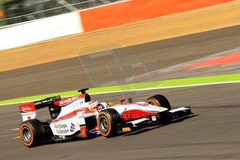 World © Octane Photographic Ltd./Chris Enion. GP2 British GP, Silverstone, Sunday 30th June 2013. Race 2 James Calado – ART Grand Prix. Digital Ref : 0732ce1d9470