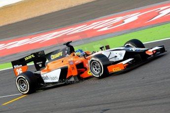 World © Octane Photographic Ltd./Chris Enion. GP2 British GP, Silverstone, Sunday 30th June 2013. Race 2 Adrian Quaife-Hobbs -  MP Motorsport. Digital Ref : 0732ce1d9497