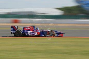 World © Octane Photographic Ltd. GP2 British GP, Silverstone, Sunday 30th June 2013. Race 2. Jolyon Palmer - Carlin. Digital Ref : 0732lw1d2191