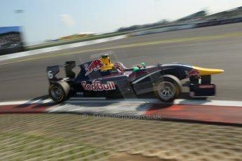 World © Octane Photographic Ltd. Saturday 6th July 2013. Dallara GP3/13 - German GP - Nurburgring - Qualifying. MW Arden – Daniil Kvyat. Digital ref : 0743lw1d3698