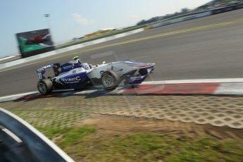 World © Octane Photographic Ltd. Saturday 6th July 2013. Dallara GP3/13 - German GP - Nurburgring - Qualifying. Koiranen GP – Aaro Vaino. Digital ref : 0743lw1d3731