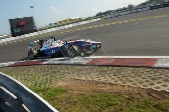 World © Octane Photographic Ltd. Saturday 6th July 2013. Dallara GP3/13 - German GP - Nurburgring - Qualifying. Jenzer Motorsport – Alex Fontana. Digital ref : 0743lw1d3738