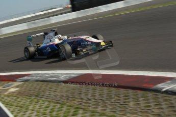 World © Octane Photographic Ltd. Saturday 6th July 2013. Dallara GP3/13 - German GP - Nurburgring - Qualifying. Jenzer Motorsport – Alex Fontana. Digital ref : 0743lw1d3787