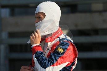 World © Octane Photographic Ltd. Saturday 6th July 2013. Dallara GP3/13 - German GP - Nurburgring - Qualifying. Jenzer Motorsport – Patric Niederhauser. Digital ref : 0743lw1d5744