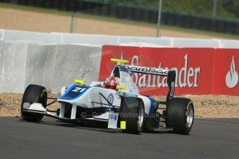World © Octane Photographic Ltd. Saturday 6th July 2013. Dallara GP3/13 - German GP - Nurburgring - Qualifying. Bamboo Engineering – Melville McKee. Digital ref : 0743lw1d5798