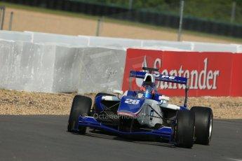 World © Octane Photographic Ltd. Saturday 6th July 2013. Dallara GP3/13 - German GP - Nurburgring - Qualifying. Koiranen GP – Kevin Korjus. Digital ref : 0743lw1d5859