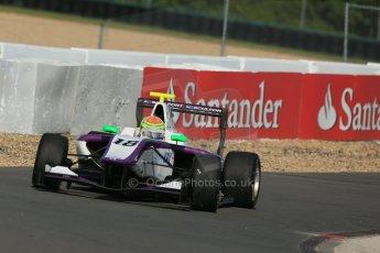 World © Octane Photographic Ltd. Saturday 6th July 2013. Dallara GP3/13 - German GP - Nurburgring - Qualifying. Status Grand Prix – Adderly Fong. Digital ref : 0743lw1d5877