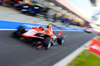 World © Octane Photographic Ltd./Chirs Enion. Saturday 29th June 2013. Dallara GP3/13 - British GP - Silverstone - Qualifying. Marussia Manor Racing – Ryan Cullen. Digital ref : 0728ce1d7950