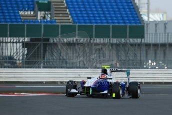 World © Octane Photographic Ltd. GP3 Testing - Wednesday 3rd April 2013 Dallara GP3/13 - Silverstone. Jenzer Motorsport – Patric Niederhauser. Digital ref : 0627lw1d0381