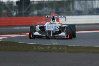 World © Octane Photographic Ltd. GP3 Testing - Wednesday 3rd April 2013 Dallara GP3/13 - Silverstone. Bamboo Engineering – Felipe Guimaraes. Digital ref : 0627lw1d0402