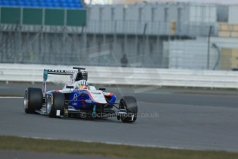 World © Octane Photographic Ltd. GP3 Testing - Wednesday 3rd April 2013 Dallara GP3/13 - Silverstone. Jenzer Motorsport – Alex Fontana. Digital ref : 0627lw1d0444