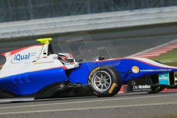 World © Octane Photographic Ltd. GP3 Testing - Wednesday 3rd April 2013 Dallara GP3/13 - Silverstone. Jenzer Motorsport – Patric Niederhauser. Digital ref : 0627lw1d0451