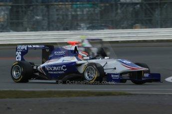 World © Octane Photographic Ltd. GP3 Testing - Wednesday 3rd April 2013 Dallara GP3/13 - Silverstone. Koiranen GP – Patrick Kujala. Digital ref : 0627lw1d0569
