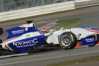 World © Octane Photographic Ltd. GP3 Testing - Wednesday 3rd April 2013 Dallara GP3/13 - Silverstone. Koiranen GP – Kevin Korjus. Digital ref : 0627lw1d0907