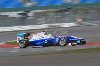 World © Octane Photographic Ltd. GP3 Testing - Wednesday 3rd April 2013 Dallara GP3/13 - Silverstone. Jenzer Motorsport – Alex Fontana. Digital ref : 0627lw7d4031