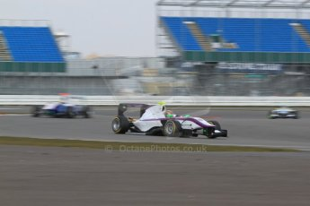World © Octane Photographic Ltd. GP3 Testing - Wednesday 3rd April 2013 Dallara GP3/13 - Silverstone. Carlin – Nick Yelloly. Digital ref : 0627lw7d4064