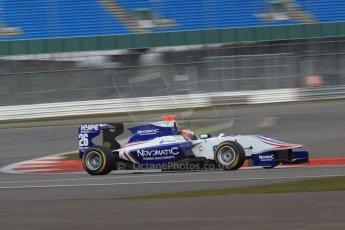 World © Octane Photographic Ltd. GP3 Testing - Wednesday 3rd April 2013 Dallara GP3/13 - Silverstone. Koiranen GP – Patrick Kujala. Digital ref : 0627lw7d4188