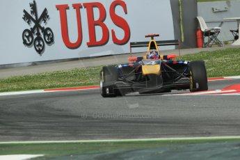 World © Octane Photographic Ltd. GP3 Qualifying - Saturday 11th May 2013 Dallara GP3/13 - Circuit de Catalunya. MW Arden – Carlos Sainz Jnr. Digital ref : 0669cb1d0314