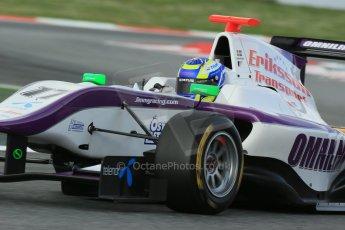 World © Octane Photographic Ltd. GP3 Qualifying - Saturday 11th May 2013 Dallara GP3/13 - Circuit de Catalunya. Status Grand Prix – Jimmy Eriksson. Digital ref : 0669cb1d0458