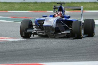 World © Octane Photographic Ltd. GP3 Qualifying - Saturday 11th May 2013 Dallara GP3/13 - Circuit de Catalunya. Carlin – Eric Lichenstein. Digital ref : 0669cb1d0536