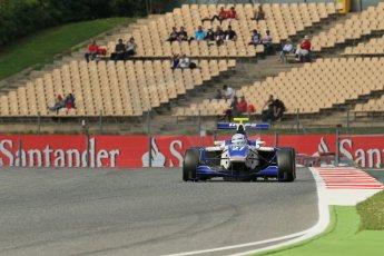World © Octane Photographic Ltd. GP3 Qualifying - Saturday 11th May 2013 Dallara GP3/13 - Circuit de Catalunya. Koiranen GP – Aaro Vaino. Digital ref : 0669cb1d0548