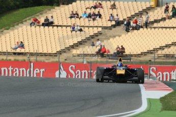 World © Octane Photographic Ltd. GP3 Qualifying - Saturday 11th May 2013 Dallara GP3/13 - Circuit de Catalunya. MW Arden – Carlos Sainz Jnr. Digital ref : 0669cb1d0570