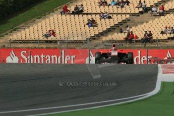 World © Octane Photographic Ltd. GP3 Qualifying - Saturday 11th May 2013 Dallara GP3/13 - Circuit de Catalunya. ART Grand Prix – Conor Daly. Digital ref : 0669cb1d0658