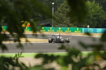 World © Octane Photographic Ltd. F1 Hungarian GP - Hungaroring. Saturday 27th July 2013. F1 Qualifying. Williams FW35 - Valtteri Bottas. Digital Ref : 0764lw1d1145