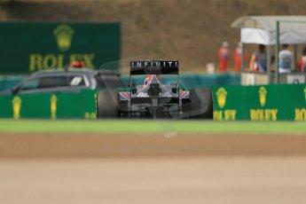 World © Octane Photographic Ltd. F1 Hungarian GP - Hungaroring. Saturday 27th July 2013. F1 Qualifying. Infiniti Red Bull Racing RB9 - Mark Webber. Digital Ref : 0764lw1d4033