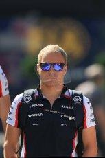 World © Octane Photographic Ltd. F1 Hungarian GP - Hungaroring, Saturday 27th July 2013 - Paddock. Williams - Valtteri Bottas. Digital Ref : 0762lw1d2915