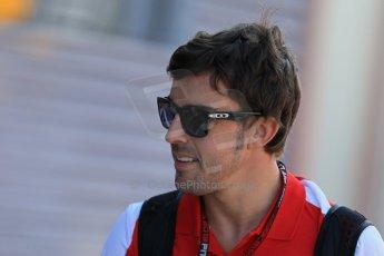 World © Octane Photographic Ltd. F1 Hungarian GP - Hungaroring. Friday 26th July 2013. F1 Paddock. Scuderia Ferrari F138 - Fernando Alonso. Digital Ref : 0757lw1d0690
