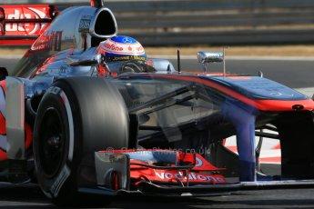 World © Octane Photographic Ltd. F1 Hungarian GP - Hungaroring. Friday 26th July 2013. F1 Practice 1. Vodafone McLaren Mercedes MP4/28 - Jenson Button. Digital Ref : 0758lw1d0883