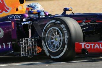 World © Octane Photographic Ltd. F1 Hungarian GP - Hungaroring. Friday 26th July 2013. F1 Practice 1. Infiniti Red Bull Racing RB9 - Sebastian Vettel. Digital Ref : 0758lw1d0915