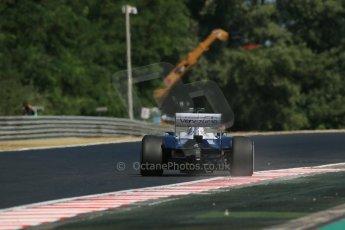 World © Octane Photographic Ltd. F1 Hungarian GP - Hungaroring. Friday 26th July 2013. F1 Practice 1. Williams FW35 - Valtteri Bottas. Digital Ref : 0758lw1d1125