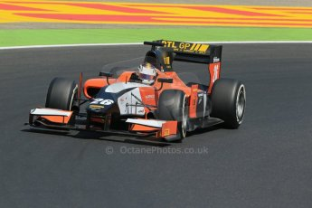 World © Octane Photographic Ltd. GP2 Hungarian GP, Hungaroring, Friday 26th July 2013. Practice. Dani Clos -  MP Motorsport. Digital Ref : 0759lw1d1273