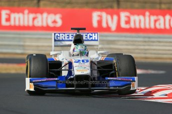 World © Octane Photographic Ltd. GP2 Hungarian GP, Hungaroring, Friday 26th July 2013. Qualifying. Nathanaël Berthon - Trident Racing. Digital Ref : 0761lw1d2528