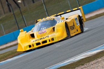 World © Octane Photographic Ltd. Masters Testing – Thursday 4th April 2013. Nissan R90 CK - Steve Tandy. Digital ref : 0629ce1d0123