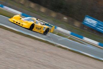 World © Octane Photographic Ltd. Masters Testing – Thursday 4th April 2013. Nissan R90 CK - Steve Tandy. Digital ref : 0629ce1d0139