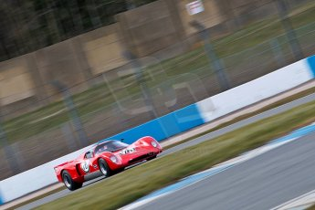 World © Octane Photographic Ltd. Masters Testing – Thursday 4th April 2013. Chevron B16. Digital ref : 0629ce1d0283