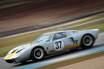 World © Octane Photographic Ltd. Masters Testing – Thursday 4th April 2013. Ford GT40 Mk.I. Digital ref : 0629ce1d0366